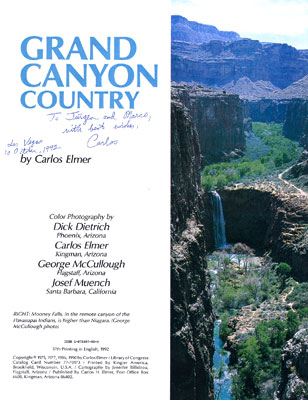 Photo - the Canyon bottom